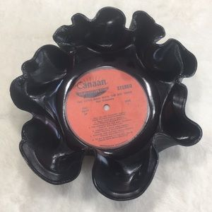 Hal Kennedy Canaan Record Shaped Bowl